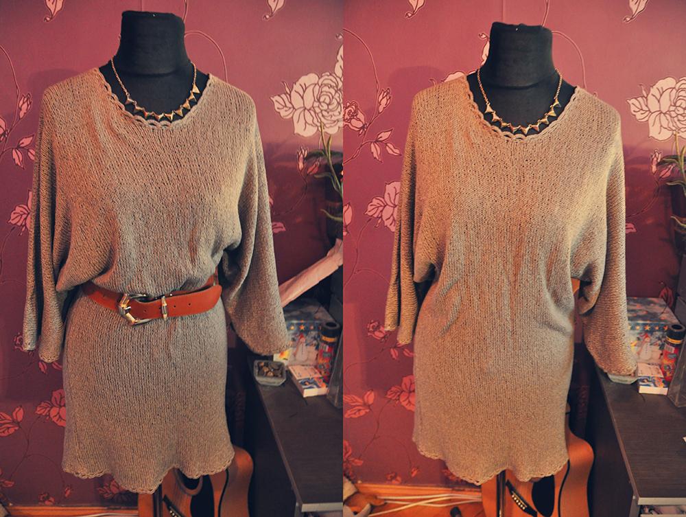 rochie tricotata iulia andrei blog